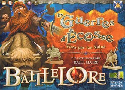 Battlelore: Scottish Wars FRENCH