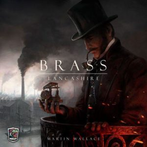 Brass: Lancashire - PREORDER (ORDER BY ITSELF ONLY - SEE FAQ)