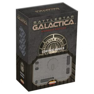 Battlestar Galactica: Starship Battles – Control Panels (Accessory Pack)