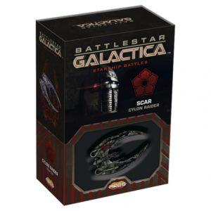 Battlestar Galactica: Starship Battles – Scar's Cylon Raider Ship Pack