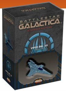 Battlestar Galactica: Starship Battles – Viper MK.VII (Pegasus)