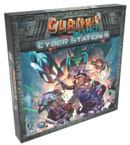 Clank! In! Space!: Cyber Station 11 - PREORDER (Order by itself ONLY - see FAQ)