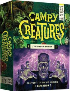 Campy Creatures: Conversion Edition