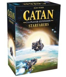 Catan: Starfarers – 5-6 Player Extension
