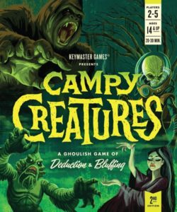 Campy Creatures (Second Edition)