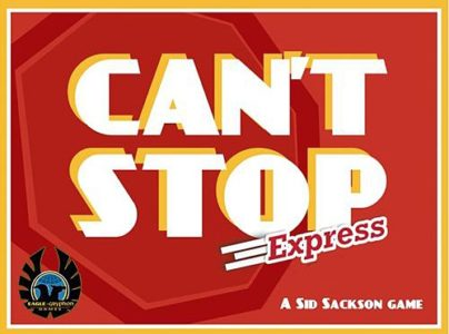 Can't Stop Express Scorepad (100 sheets)