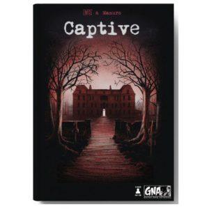 Captive (graphic novel)