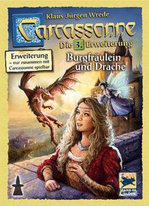 Carcassonne 3: The Princess & the Dragon
