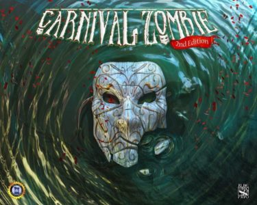 Carnival Zombie - PREORDER (ORDER BY ITSELF ONLY - SEE FAQ)