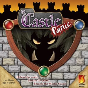 Castle Panic (slight box damage)