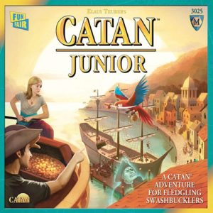 Catan: Junior (2018 printing)