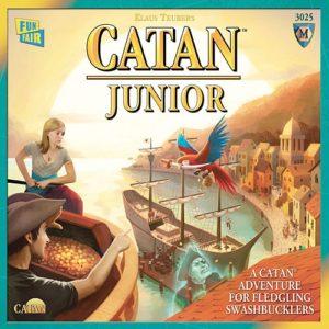 Catan: Junior (2018 printing)