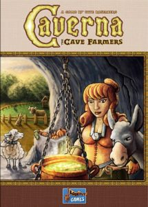 Caverna: The Cave Farmers 4th Edition