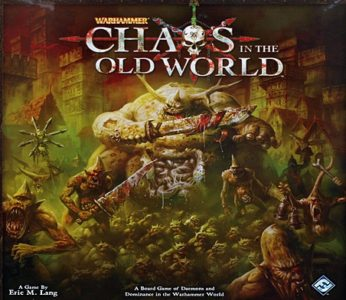 Chaos in the Old World (out of print)