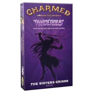 Charmed and Dangerous: The Sisters Grimm – Base Set
