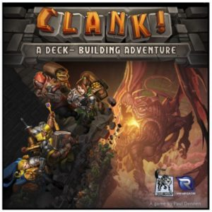 Clank (slight damage to box)