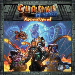 Clank! in Space! Apocalypse!