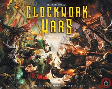 Clockwork Wars (PAINTED GENERALS)