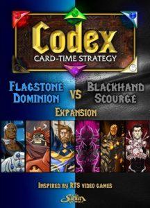 Codex Expansion: Flagstone vs. Blackhand