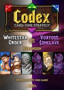 Codex Expansion: Whitestar vs. Vortoss
