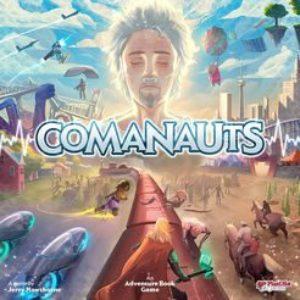 Comanauts (includes Drake promo)