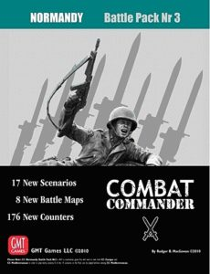 Combat Commander: Battle Pack #3 - Normandy