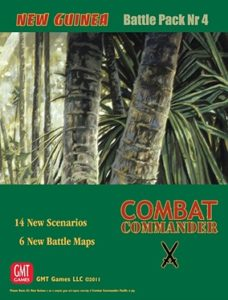 Combat Commander: Battle Pack #4 - New Guinea