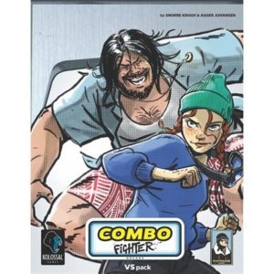 Combo Fighter: VS Pack 1 (Storm / Manava)
