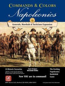 Commands & Colors: Napoleonics Expansion #5 – Generals, Marshals, Tacticians