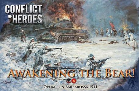 Conflict of Heroes: Awakening the Bear (3rd Edition)