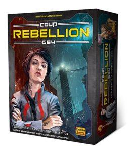 Coup: Rebellion G54 (box damage)