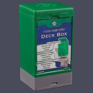 Deck Box: Green