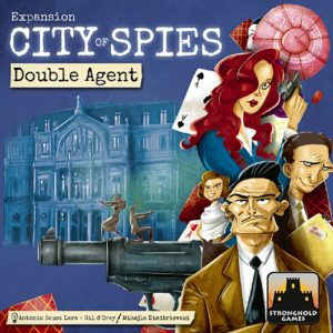 City of Spies: Estoril 1942 - Double Agents Expansion