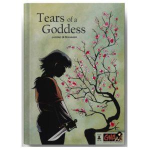 Tears of a Goddess (graphic novel)