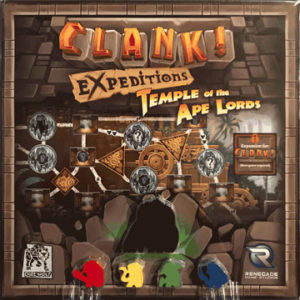 Clank! Expeditions: Temple of the Ape Lords - PREORDER (Order by itself ONLY - see FAQ)