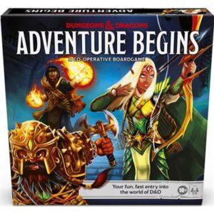 Dungeons & Dragons: Adventure Begins (quite minor box damage)