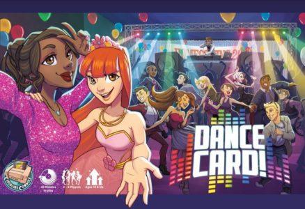 Dance Card!