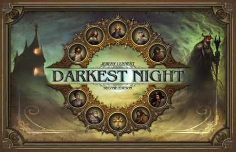 Darkest Night (Second Edition) (minor box damage)