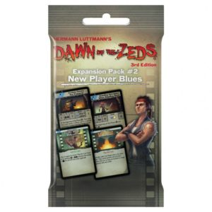 Dawn of the Zeds: Expansion Pack 2