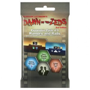Dawn of the Zeds: Expansion Pack 3