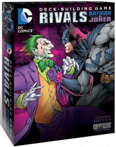 DC Comics Deck-Building Game: Rivals – Batman vs The Joker