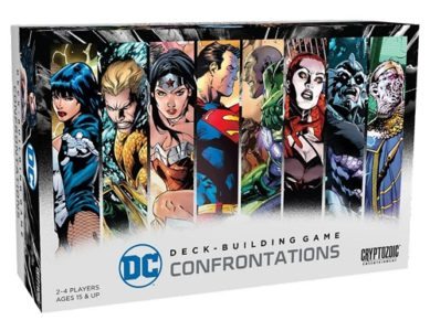 DC Comics: Confrontations