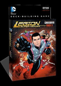 DC Comics Deck-Building Game: Crossover Pack 3 – Legion of Super-Heroes