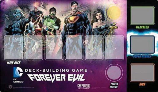 DC Comics DBG Forever Evil Playmat