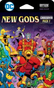 DC Comics Deck-Building Game: Crossover Pack 7 – New Gods