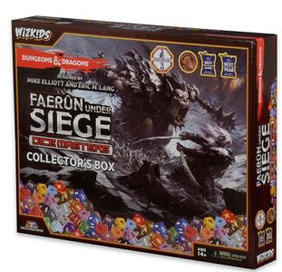 Dungeons & Dragons Dice Masters: Faerun Under Siege Collectors Box