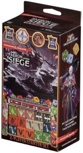 Dungeons & Dragons Dice Masters: Faerun Under Siege Starter Set