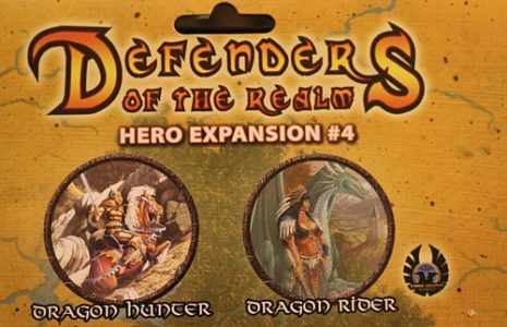 Defenders of the Realm: Hero Expansion #4