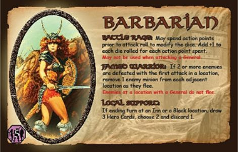 Defenders of the Realm Barbarian Expansion