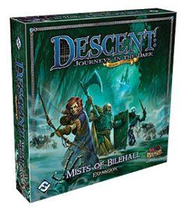 Descent: Journeys in the Dark (Second Edition) – Mists of Bilehall